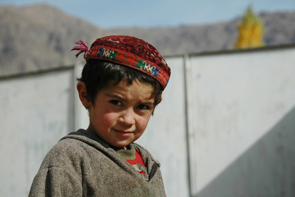 Young Pamiri Boy - Pamir Mountains, Tajikistan