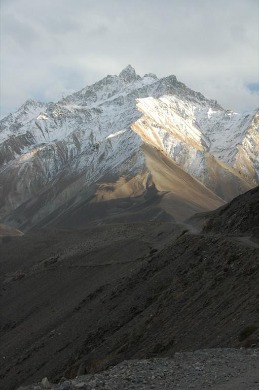 Mountains at Tajik-Afghan Border