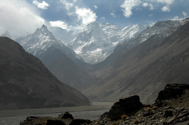Wakhan Valley - Pamir Mountains, Tajikistan