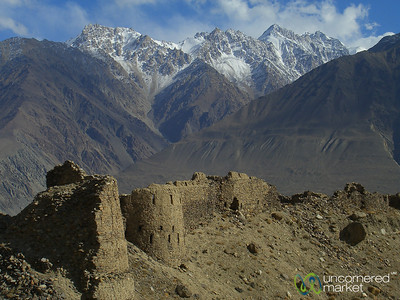 Yamchun Fort  - Pamir Mountains, Tajikistan