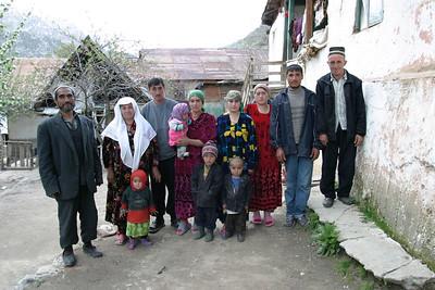 Around Dushanbe