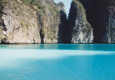 Bay at Ko Phi Phi Leh