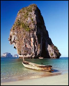 Rai Leh beach, Krabi