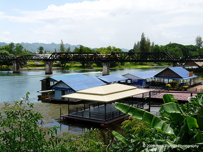 "The ""new"" Bridge over the River Kwai"