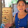 Ehmoo, a local jewelry artist