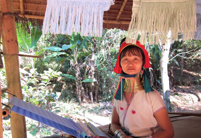 A Kayan Lahwi woman
