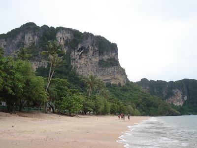 Ao Phanang Beach, Ao Nang - Thailand.