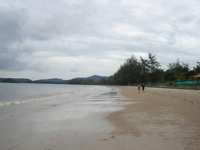 Nopparat Thara Beach, Ao Nang - Thailand.