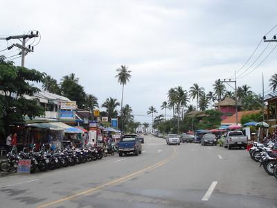 Hwy 4203 Ao Nang - Thailand.