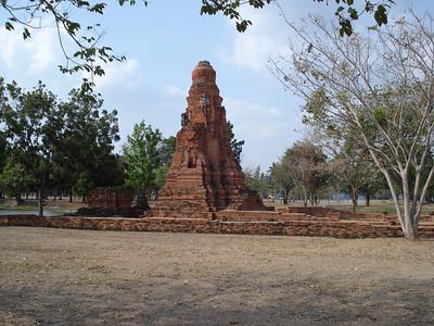 Wat Phong, Ayuthaya - Thailand.