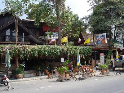Tonys Place, Ayuthaya - Thailand.