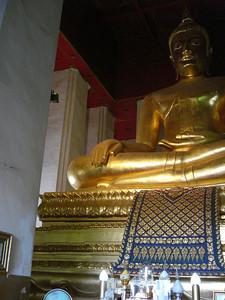 Wihaan Mongkhon Bophit Giant Buddha, Ayuthaya - Thailand.