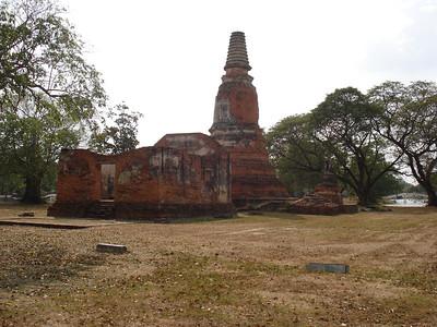 Wat Langkhadum, Ayuthaya - Thailand.