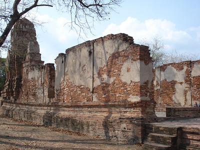 Wat Nok, Ayuthaya - Thailand.