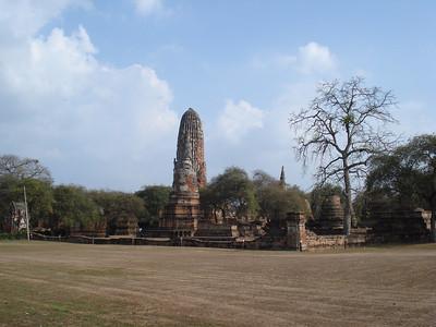 Wat Phra Ram, Ayuthaya - Thailand.