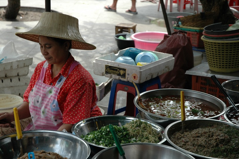 Savories and Curries - Bangkok, Thailand