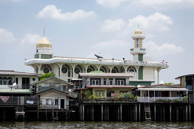 Cruising the Chao Phraya River