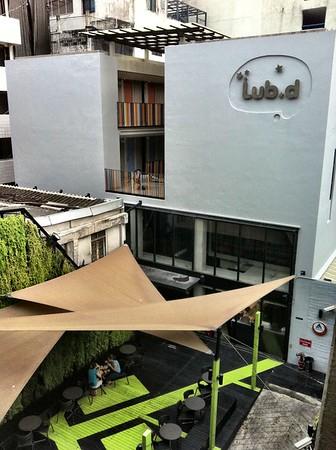 Lub-d Hostels