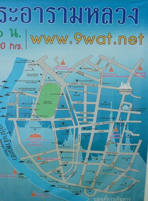 9 Wat Map