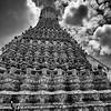 The stunning  Wat Arun.