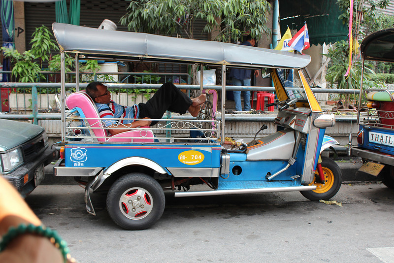 Bangkok's Traffic