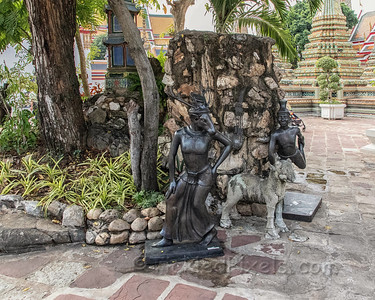Khao Mor, (Model Hill) or Rock Garden