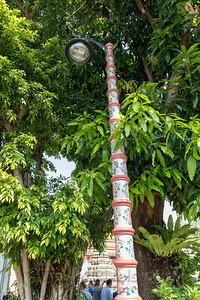 Ornate Lamppost