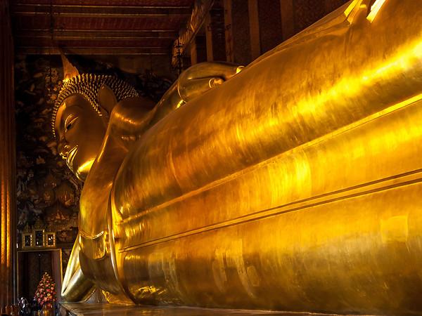 Reclining Buddha (Foto: Geir)