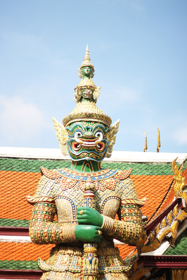 The Grand Palace. October 2014
