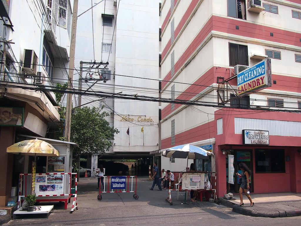 Nana Condo, Khlong Toei