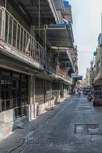 Backstreet Bangkok