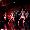 RTW Trip - Cabaret Show, Bangkok, Thailand