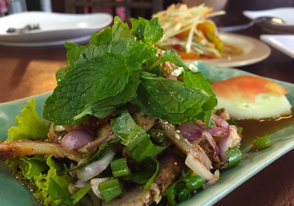 isaan food chiang mai