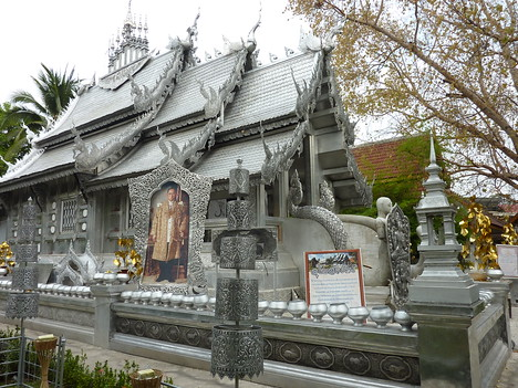 Wat Srisuphan, Chiang Mai - Thailand
