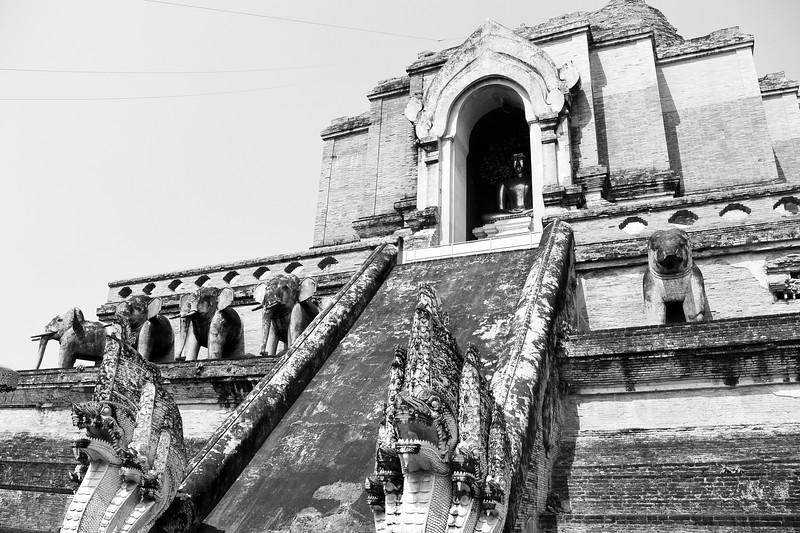 Wat Chedi Luang. February 2016