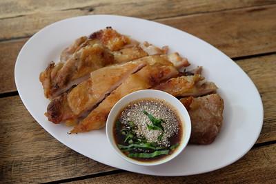 Crispy Chicken [Kai yang nang krob]