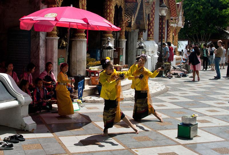 RTW Trip - Chang Mai, Thailand