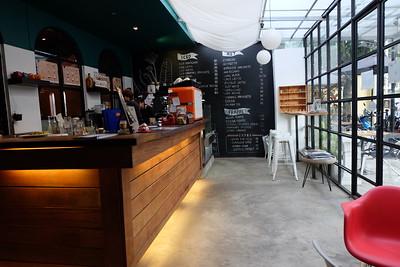 Kaweh Cafe