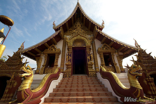 temple in Chiangmai