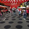 RTW Trip - Chinese New Year, Bangkok, Thailand