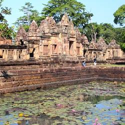 Prasat Muang Tam – Buri Ram Province, Thailand – Photo