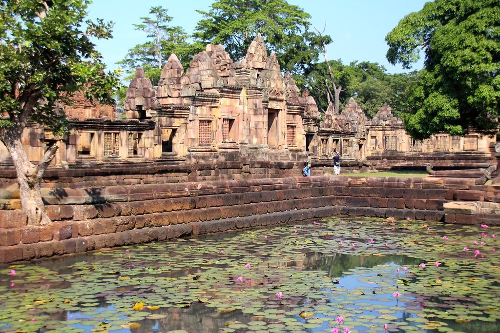 Prasat Muang Tam - Buri Ram Province, Thailand