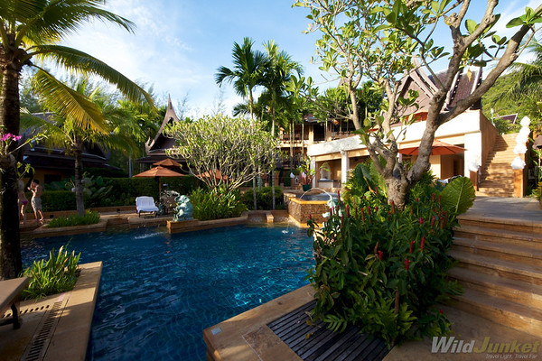 One of the Many Pools at Amari Vogue Krabi