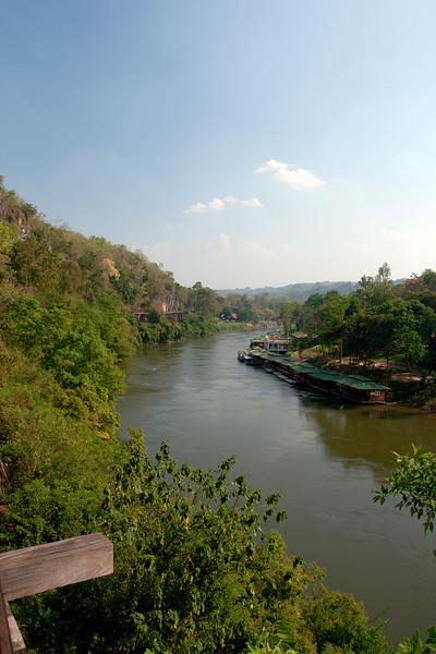 RTW Trip - Kanchanaburi, Thailand