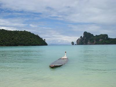 Loh Dalam Bay, Koh Phi Phi Don - Thailand.