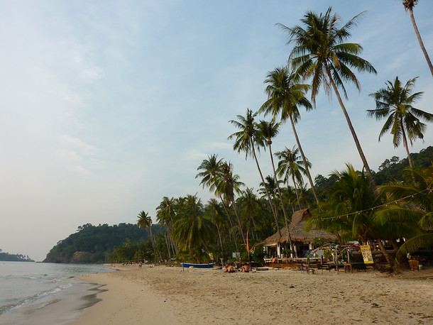 Lonely Beach, Koh Chang - Thailand