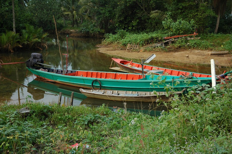 Inland Waterways - Koh Pha Ngan, Thailand