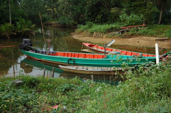 Inland Waterways - Koh Pha Ngan, Thailand