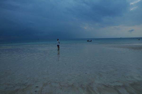 Low Tide - Haad Yao, Thailand