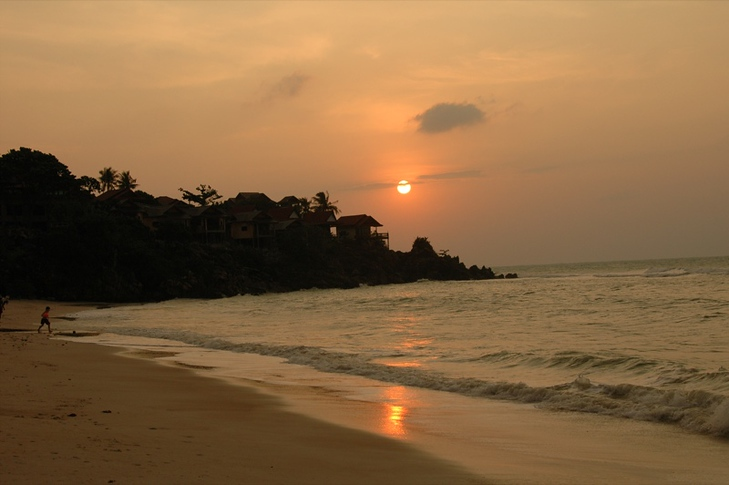 Beach Sunset - Haad Yao, Thailand